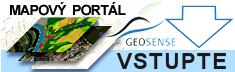 Mapový portál obce Chrášťany