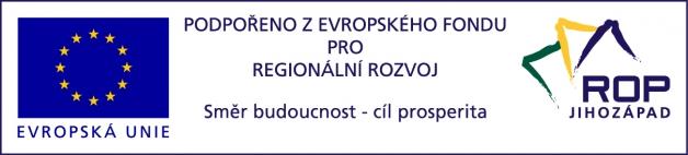 Projekt podpořený z ROP NUTS II Jihozápad v r.2014