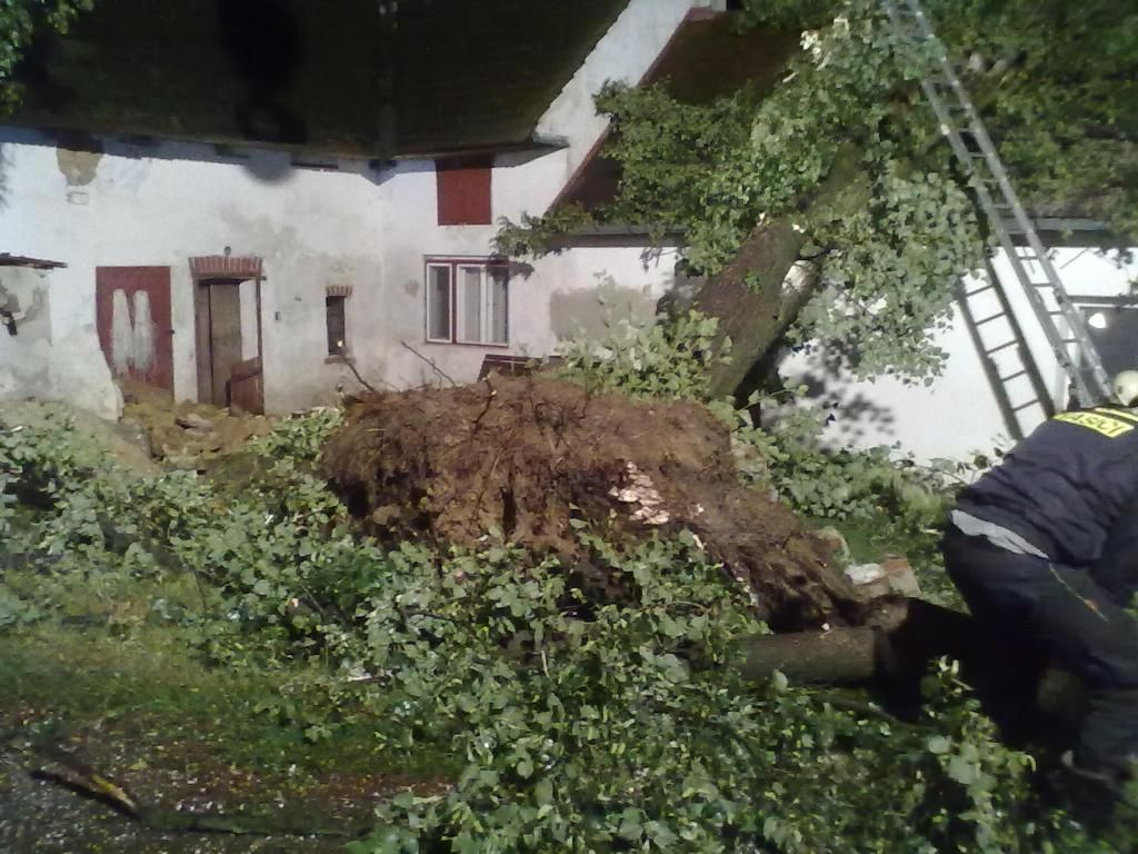 BouYková kalamita 13.7.2011