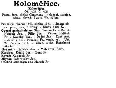 KolomYice - historie
