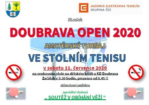 Doubrava Open