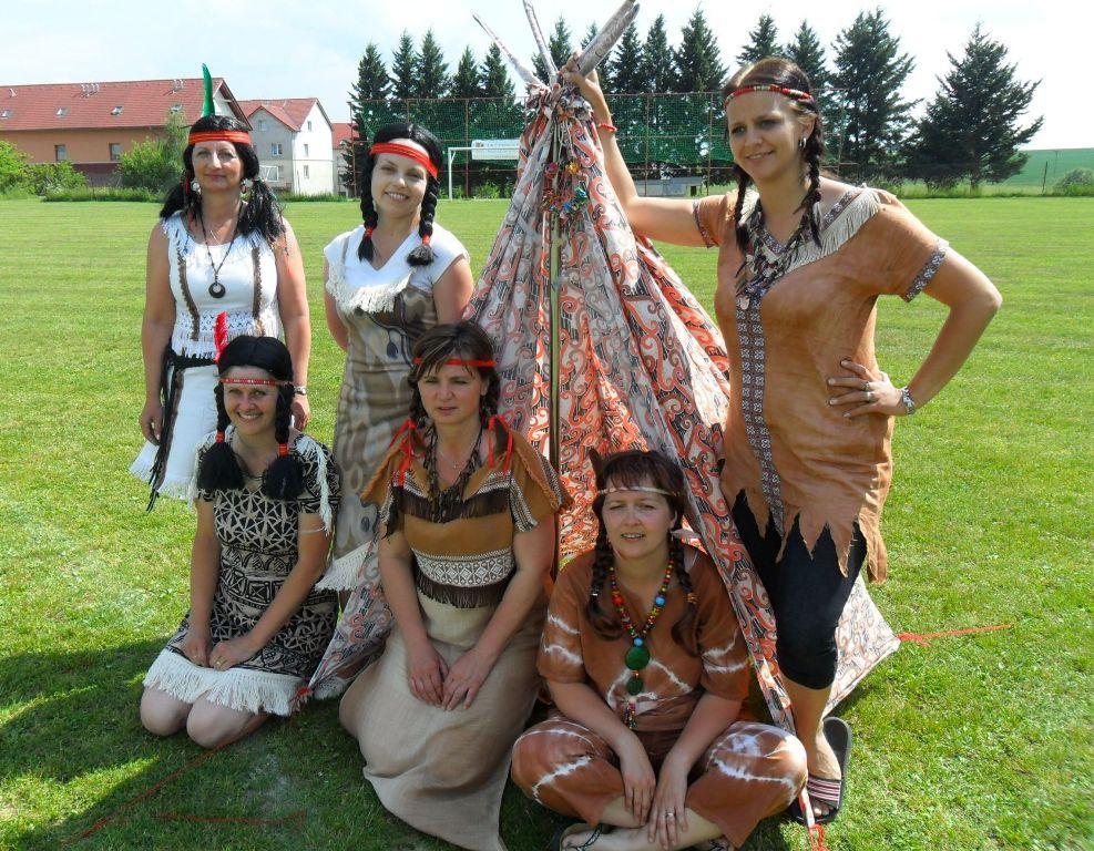 Oranzový rok 2011 v Chrástanech