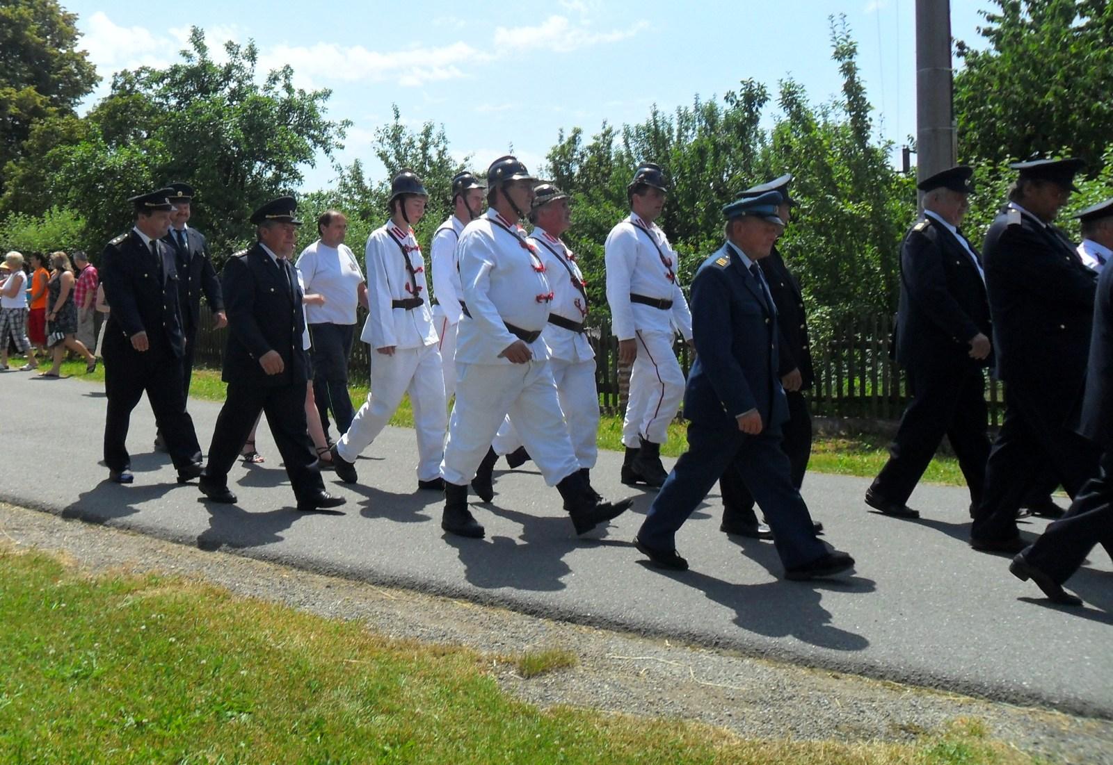 SDH Doubrava - 105.výročí založení sboru
