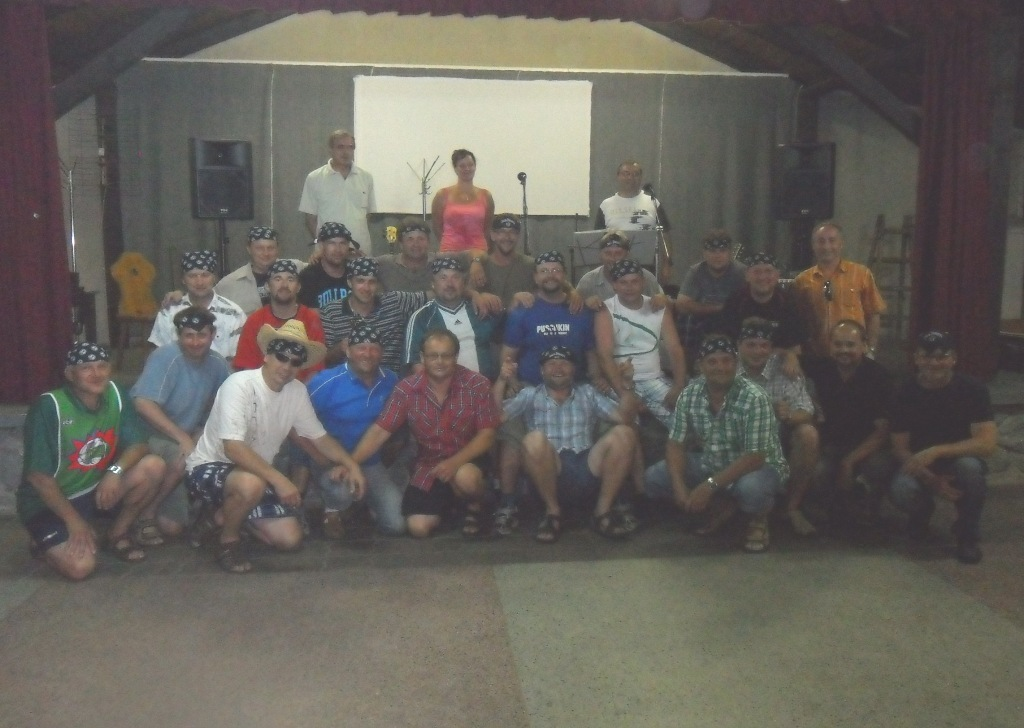 Nohejbalový turnaj 2012
