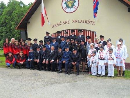 90.výročí SDH Koloměřice