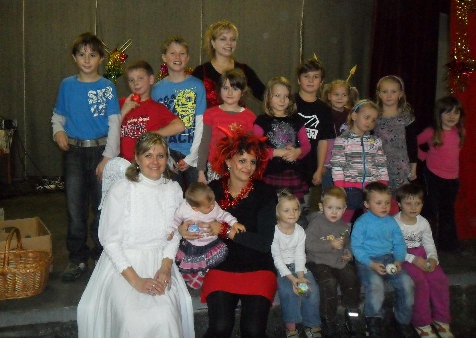 Oranžový rok 2011 v Chrášťanech