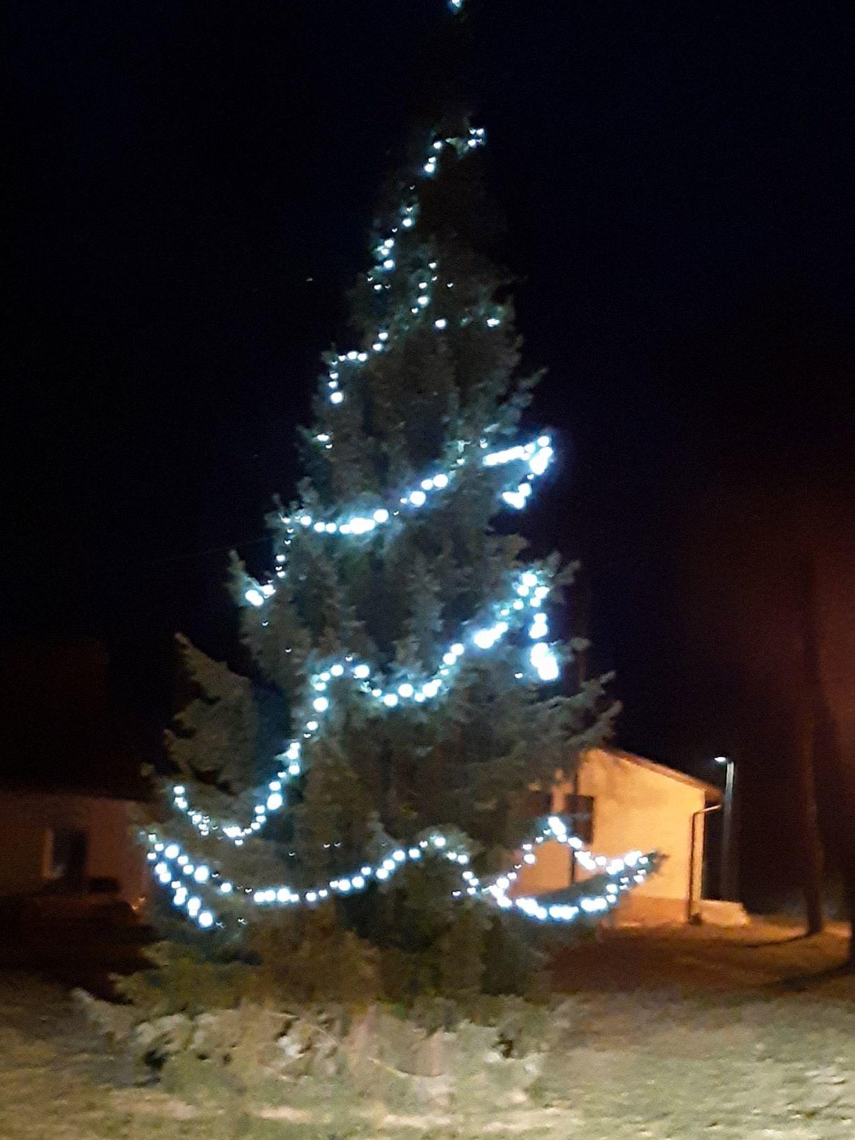 Rozsvícení vánočního stromu 2020